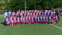 ÖZKAN SÜMER - Trabzonspor Futbol Okulu'ndan Miniklere Turnuva