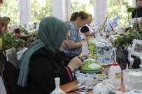YILDIZ SARAYI - Yıldız Çini Ve Porselen Fabrikası'nda 128 Yıldır Üretim Yapılıyor