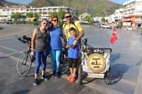 19 MAYıS - 1300 Kilometre Uzaklıktaki Göbeklitepe'ye Bisikletle Gidecekeler