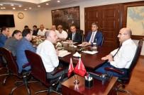 OĞUZHAN BINGÖL - '15 Temmuz Demokrasi Ve Milli Birlik Günü' Hazırlık Programı Toplantısı Gerçekleşti