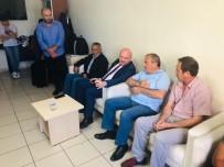 UZMAN ÇAVUŞ - AK Partili Gündoğdu, Ordulu Gaziyi Yalnız Bırakmadı