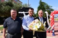 Alaşehir'de Bir Parka Eski Vekil Tevfik Diker'in Adı Verildi