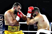 ALI EREN - Ali Eren Demirezen, Las Vegas'ta Ringe Çıkıyor
