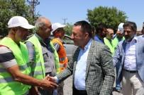 Başkan Beyoğlu Açıklaması 'Hedefimiz 37 Köyün Tamamına Hizmet Götürmek'
