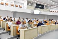 Büyükşehir Belediye Meclisi Temmuz Toplantısına Başladı
