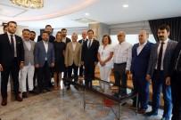 CUMHURİYET HALK PARTİSİ - CHP Ve AK Parti'nin İzmir Başkanlarından Önemli Mesaj