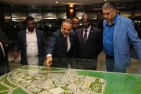 Cibuti Ulusal Meclis Başkanı Hamed NEVÜ'de