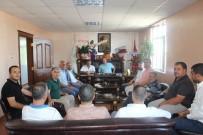 ÇMKM Başkanı Kara'ya Başkan Bulut'dan Hayırlı Olsun Ziyareti