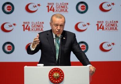 Cumhurbaşkanı Erdoğan'dan Merkez Bankası Başkanının Görevden Alınmasına İlişkin Açıklama