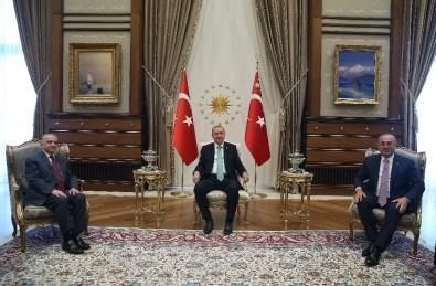 Cumhurbaşkanı Erdoğan o ismi kabul etti