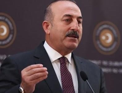 Mevlüt Çavuşoğlu: Türkiye karar verir!