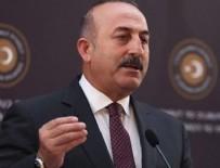 BARBAROS HAYRETTİN PAŞA - Mevlüt Çavuşoğlu: Türkiye karar verir!