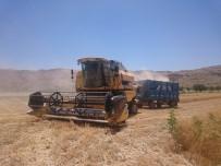 Elazığ'da Biçerdöverler Denetledi