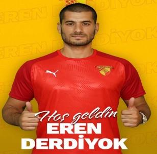 Eren Derdiyok resmen Göztepe'de