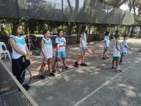 Geleceğin Şampiyon Tenisçileri Salihli'de Yetişiyor