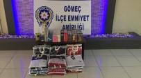 Gömeç Polisi Suçlulara Göz Açtırmıyor