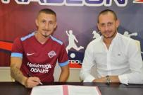 Hakan Yavuz Hekimoğlu Trabzon FK'da