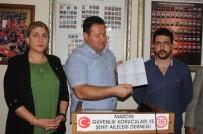 Hırsızlıkla Suçlanan Şehit Yakını, Ahmet Türk Hakkında Suç Duyurusunda Bulundu