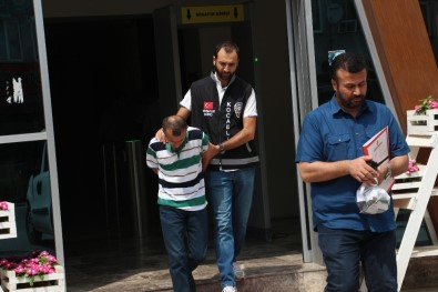 İnşaatlardaki Kombilere Dadanan Hırsız Tutuklandı