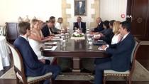 GÜNEY KIBRIS RUM KESİMİ - KKTC Cumhurbaşkanı Akıncı'dan BM Sekreteri'ne Mektup