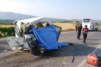 Manisa'da Feci Kaza Açıklaması 6 Ölü, 22 Yaralı