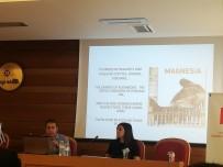 Manisa TSO, Selanik'te 'Akdeniz İş Diyaloğu' Toplantısına Katıldı