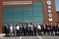 Peyzaj Ve Süs Bitkiciliği Festivali Koordinasyon Toplantısı AKOM'da Gerçekleştirildi