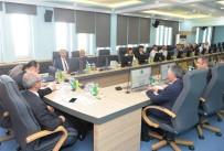 Rektörler Karaman'da Toplandı