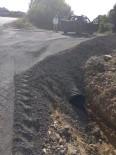 Sapanca Belediyesi Fen İşleri Ekipleri Islah Çalışması Yapıyor