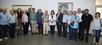 JEOLOJI - TMMOB Genel Merkezinden Başkan Çerçioğlu'na Ziyaret