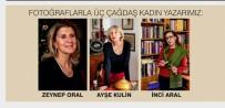 'Üç Çağdaş Kadın Yazarımız' Gösterisi Kuşadası'nda