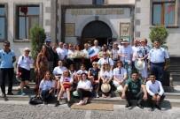 Uçhisar Belediyesi Fransa-Cadaujac Kardeş Şehrini Ağırladı