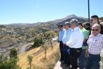 Vali Pekmez, Koçali Baraj İnşaatını İnceledi