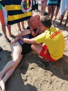 76 Yaşındaki Kadın Plajda Boğuldu