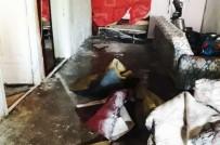 8 Nüfuslu Aktaş Ailesinin Evi Sular Altında Kaldı