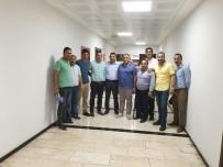 Ağrı Baro Başkanı Aydın'dan Yurt Ay Der'e Ziyaret