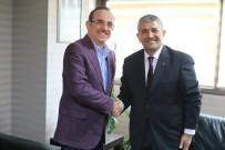 AK Partili Sürekli'den MHP'li Şahin'e İade-İ Ziyaret