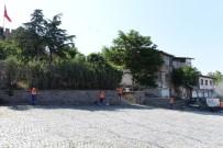 BALCı - Ankara Kalesi'nde Detaylı Temizlik
