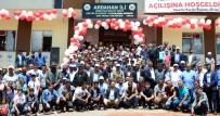 Ardahan Beşiktaş Köyü'nde Kültür Merkezi Açılışı