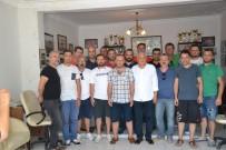 Ayvalıkgücü Belediyespor'da Görev Bölümü