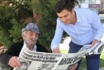 19 MAYıS - Bafralılardan 100. Yıl Gazetesine Yoğun İlgi