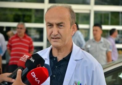 Başhekim Yardımcısı Prof. Dr. Ahmet Sebe Açıklaması 'Metil Alkolün 20 Mililitresi Bile Ölüme Neden Olabiliyor'