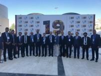 YEREL YÖNETİM - Başkan Orkan UCLG-MEWA Toplantısına Katıldı