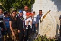 Başpehlivan Gürbüz, Altın Kemeri İle Babasının Mezarında