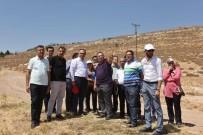 Belediyeden 30 Dönümlük Okul Arsası Tahsis Edildi