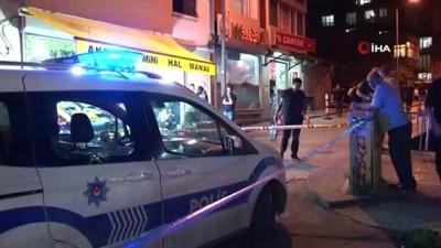 Beyoğlu'nda Motosikletli Magandalar Silahla Dehşet Saçtı Açıklaması 1 Yaralı