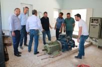 Ceylanpınar'da Alt Yapı Çalışmaları Sürüyor
