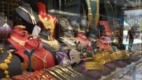 ÇEYREK ALTIN - Düğün Sezonu Açıldı, Sahte Altına Dikkat
