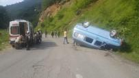 Giresun'da Kaza Açıklaması 5 Yaralı