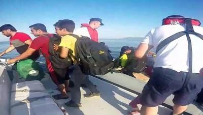 Göçmen Kaçakçılığı Operasyonuna 41 Tutuklama